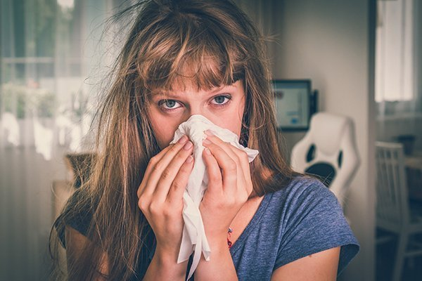 Am I Showing Symptoms of the Flu?