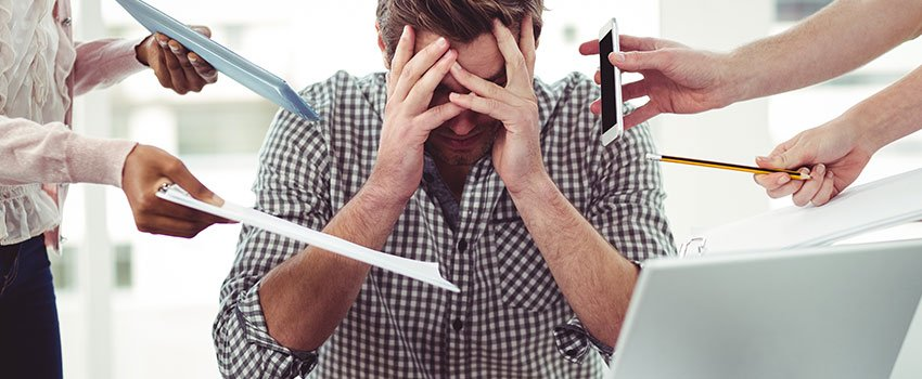 What Are the Common Signs of Stress?